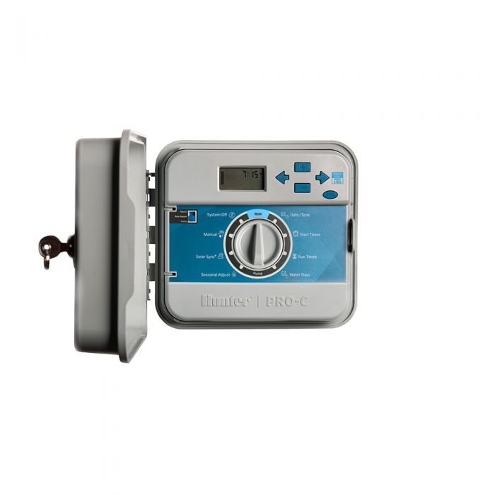 Sprinkler Irrigation Timer