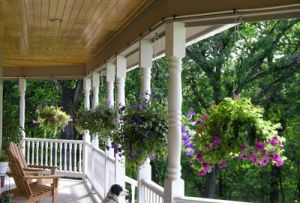 Increase The Beauty Of Your Front Porch