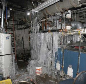Frozen Homes Pipes Damage