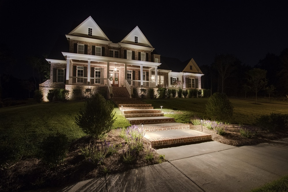 Indianapolis Residential Outdoor Lighting Installation